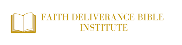 Schedule – Faith Deliverance Bible Institute